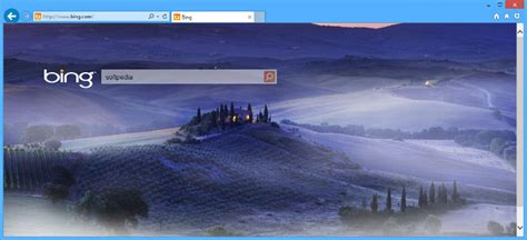 Microsoft Launches Full Screen Mode for Bing Softpedia