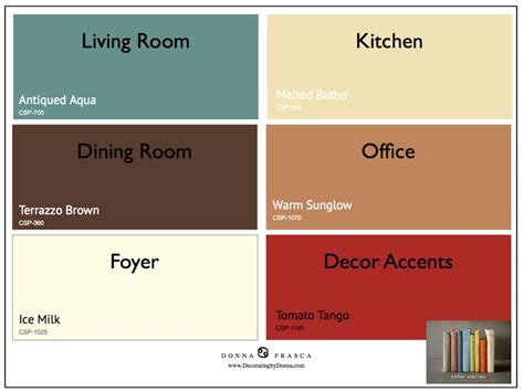 2017 color trends color stories 001 painting and
