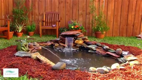 how to build a small pond in your backyard how to add a small waterfall to your pond