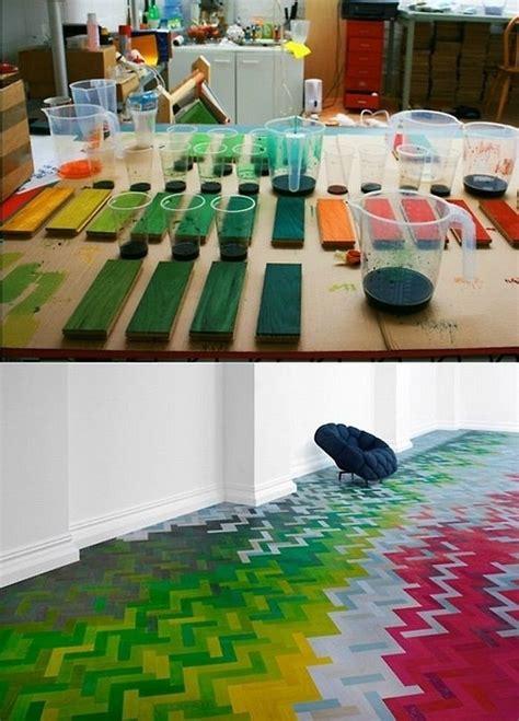 multi colored hardwood floor design ideas insperation