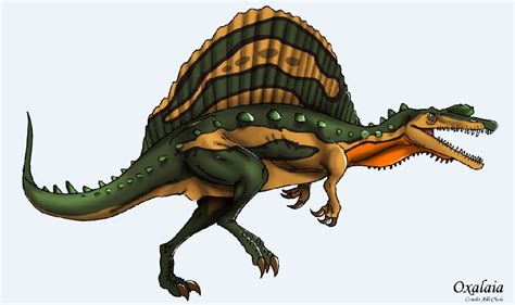 oxalaia pictures facts dinosaur
