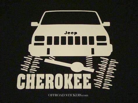 jeep grand cherokee stickers jeep cherokee flexing xj sport rock crawler sticker