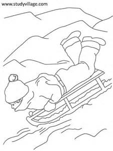 Printable Holiday Coloring Pages Summer