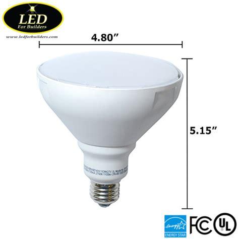 led for buildersgreenlux br40 wide flood 5000k led bulb