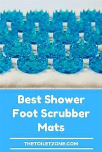 7 Best Shower Foot Scrubber Mats