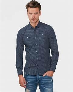 Chemise Homme Slim Fit : chemise slim fit homme 79433891 we fashion ~ Nature-et-papiers.com Idées de Décoration