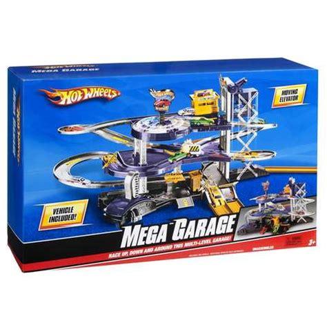 Hot Wheels Mega Garage Kmart