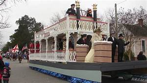 Five New Floats Featured In Cotr Day Parade