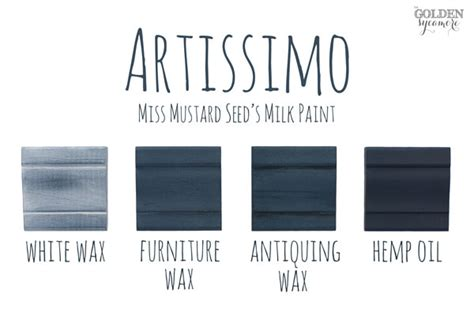 mustard seeds milk paint colors finishes