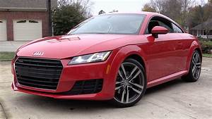 Audi Tt 2016 : 2016 audi tt quattro s tronic start up road test and in depth review youtube ~ Medecine-chirurgie-esthetiques.com Avis de Voitures