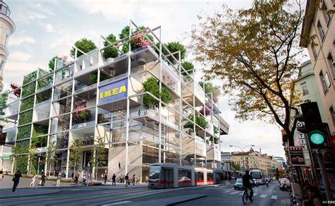 """Das Wiener """"blaue Haus"""" Wird Zum """"grünen Haus"""" Von Ikea"""