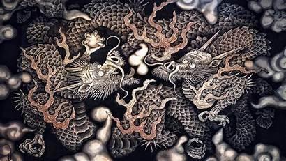Zen Buddhism Temple Dragons Buddha Wallpapers Buddhist