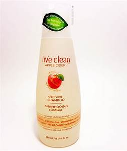 Live Clean Apple Cider Clarifying Shampoo reviews in