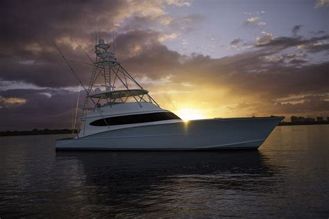 Bayliss Boats by Bayliss B18 Motor Yacht Clean Sweep At Yacht