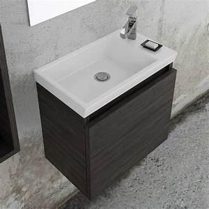 meuble de salle de bain 45 cm space With meuble salle de bain 45 cm largeur