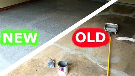 Garage Floor Paint Best Price by How To Paint Your Garage Floor Amazing Restoration
