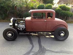 1931 Ford Model A Coupe-hot Rod-v8