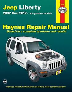 Jeep Liberty Haynes Repair Manual  2002-2012