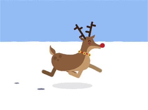 rudolph long jump by greg leblanc dribbble