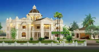 design a mansion luxurious mansion home in kerala kerala home design and floor plans