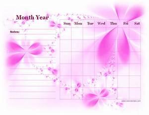 Calender In Excel Monthly Blank Calendar In Purple Shade Free Printable