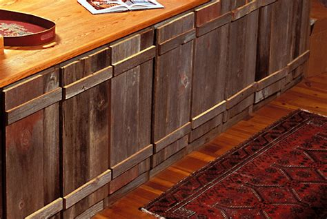 what type of wood is best for kitchen cabinets rustic reclaimed wood kitchen cabinets rustic reclaimed