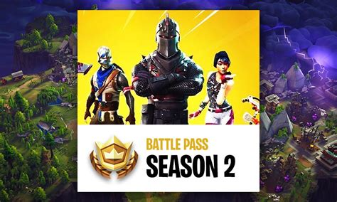 fortnite battle pass season  guide  tiers  rewards