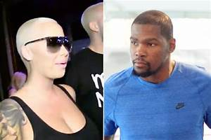 Amber Rose Not Dating Kevin Durant Slams Rumors That They