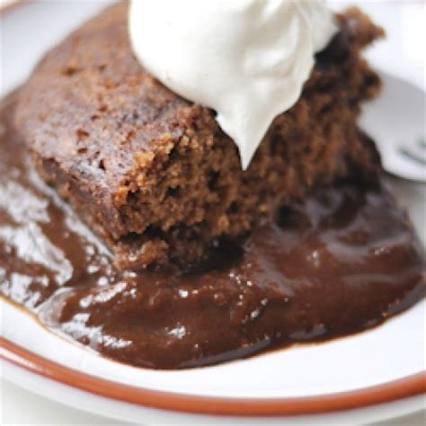 our family recipes microwave chocolate pudding cake