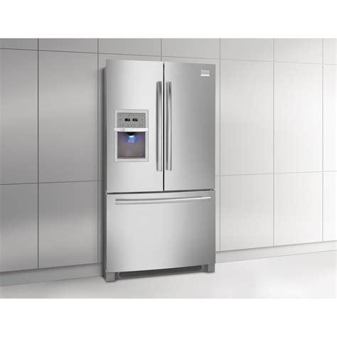 frigidaire cabinet depth refrigerator frigidaire fphf2399pf 22 6 cu ft counter depth french door