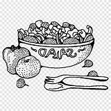 Cabbage Colouring Lettuce Coloring Clipart Transparent Tags sketch template