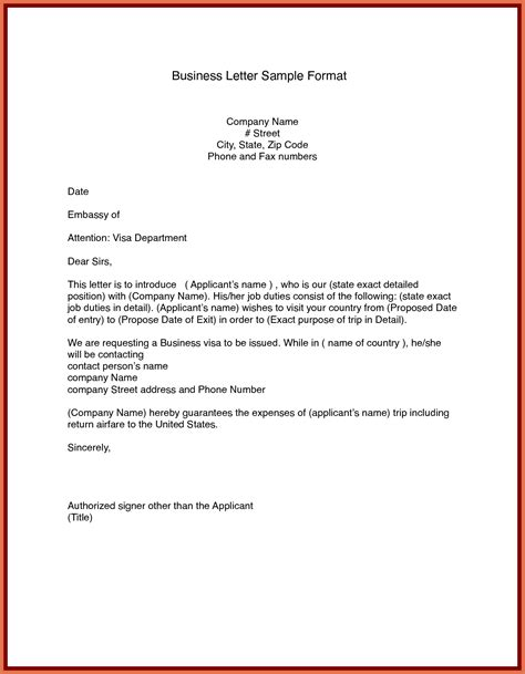 sle business letter format with sle business letter format exle anotherwaynow