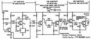 15 Mc Receiver - Basic Circuit - Circuit Diagram