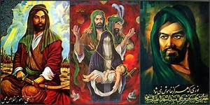 Persian Immersion خوش آمدید: Picturing Shi'ism  Prophet