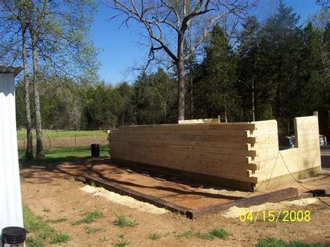 easy  cheap log cabin small cabin forum