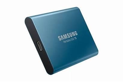 Ssd Samsung T5 Portable Drive External Usb