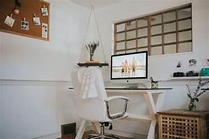 Minimalist, Office, Space