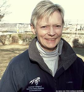 Hilary Clayton, McPhail Dressage Sports Medicine Chair ...