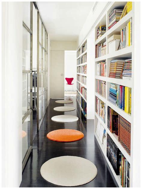 hogar diez decorar pasillos estrechos