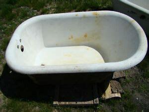 enamel bath tub antique cast iron white enamel bath tub 4 foot