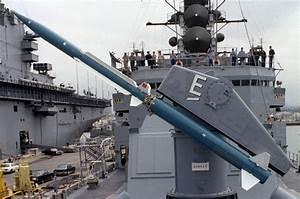 RIM-2 Terrier missile SAM