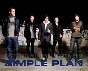 Simple Plan - layla fly Wallpaper (31054280) - Fanpop