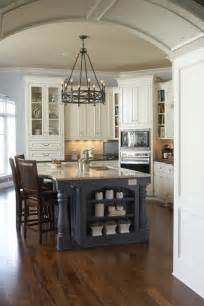 see thru kitchen blue island adding wood trim to kitchen cabinets