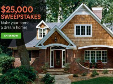 better homes and gardens sweepstakes better homes and gardens 25 000 sweepstakes