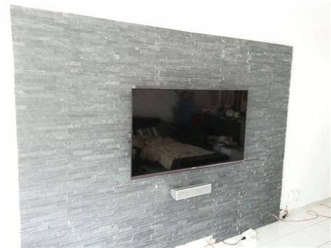 steinwand wohnzimmer obi wohnwand steinoptik home design inspiration und interieur ideen