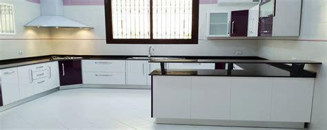 prix des cuisines en algerie cuisine cagnarde moderne