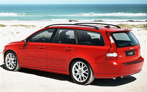 2008 Volvo V50 Information And Photos Zombiedrive