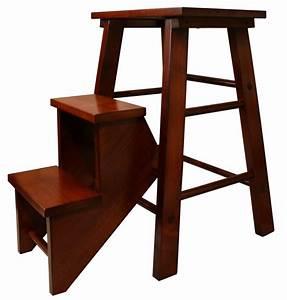 Folding Step Stool - Ohio Hardword & Upholstered Furniture