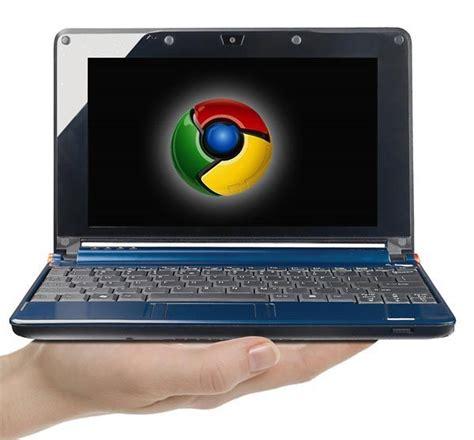 google netbook ein eigenes netbook fuer chrome foerderland