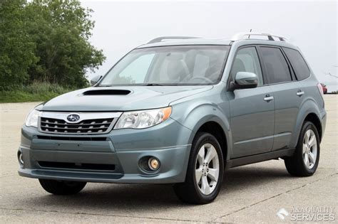 subaru forester touring xt 2011 subaru forester xt touring awd sunroof a a quality